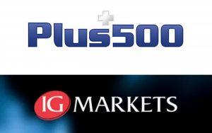 IG Markets VS Plus500