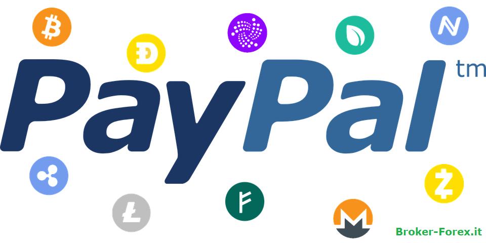 Come comprare criptovalute con paypal
